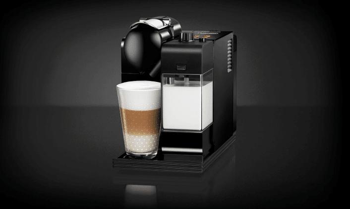Delonghi Nespresso Lattissima+ EN 520