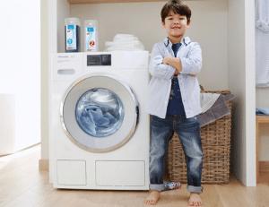 Miele W1 Wasmachine 2