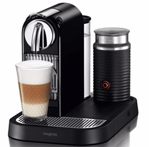Nespresso Magimix M 190 CitiZ and Milk