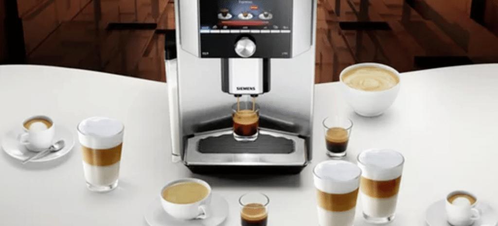 Siemens EQ 9 Koffiezetapparaat